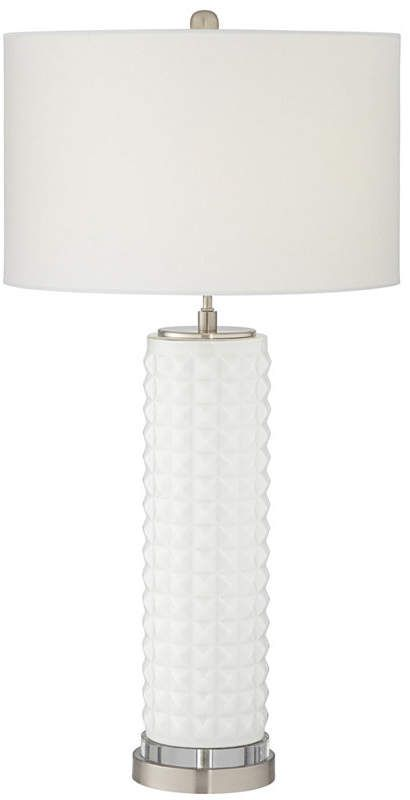Pacific Coast White Glass Table Lamp Reviews Home Macy S Glass Table Lamp White Glass Lamp