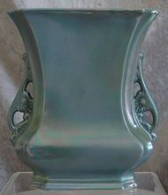 "Cowan Pottery ""Logan"" Vase #649-B, Larkspur Lustre, Ca. 1925, I found this today"