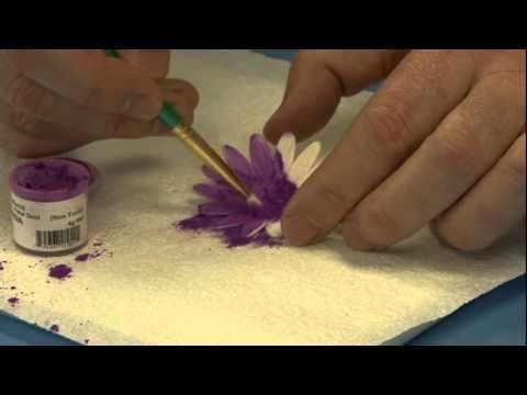 How To Use Cake Art Flower Moulding Paste : Pinterest   The world s catalog of ideas