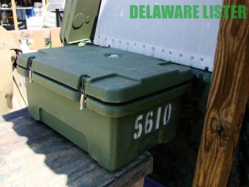 Military Insulated Food Containers
