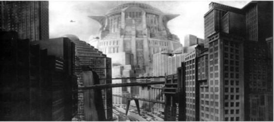 Resultado de imagem para expressionist architecture