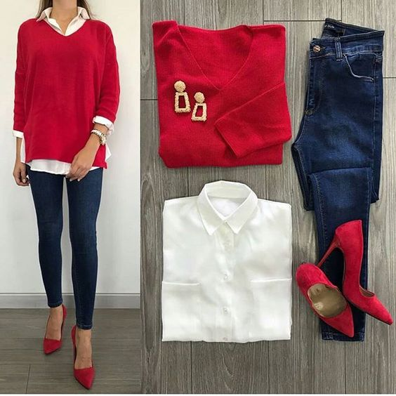 58 Stylish Outfits Every Girl Should Keep outfit fashion casualoutfit fashiontrends