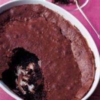 Ina Garten Brownie Pudding