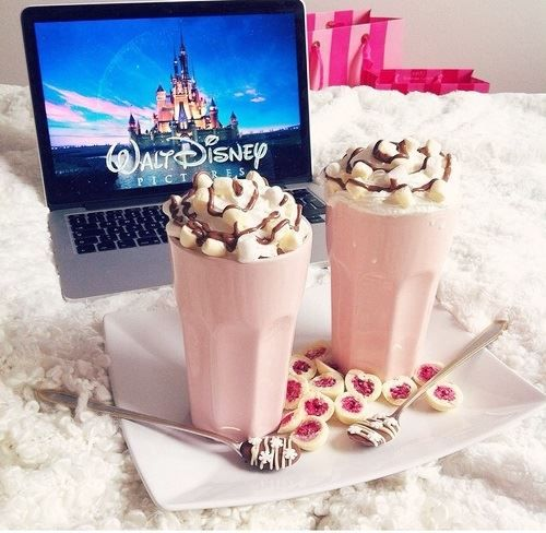 perfect milkshakes to share with a friend