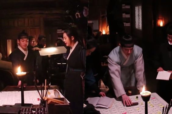 "Watch: ""Haechi"" Cast Learn To Play Traditional Board Game And Are Amazed At Their Own Luck"