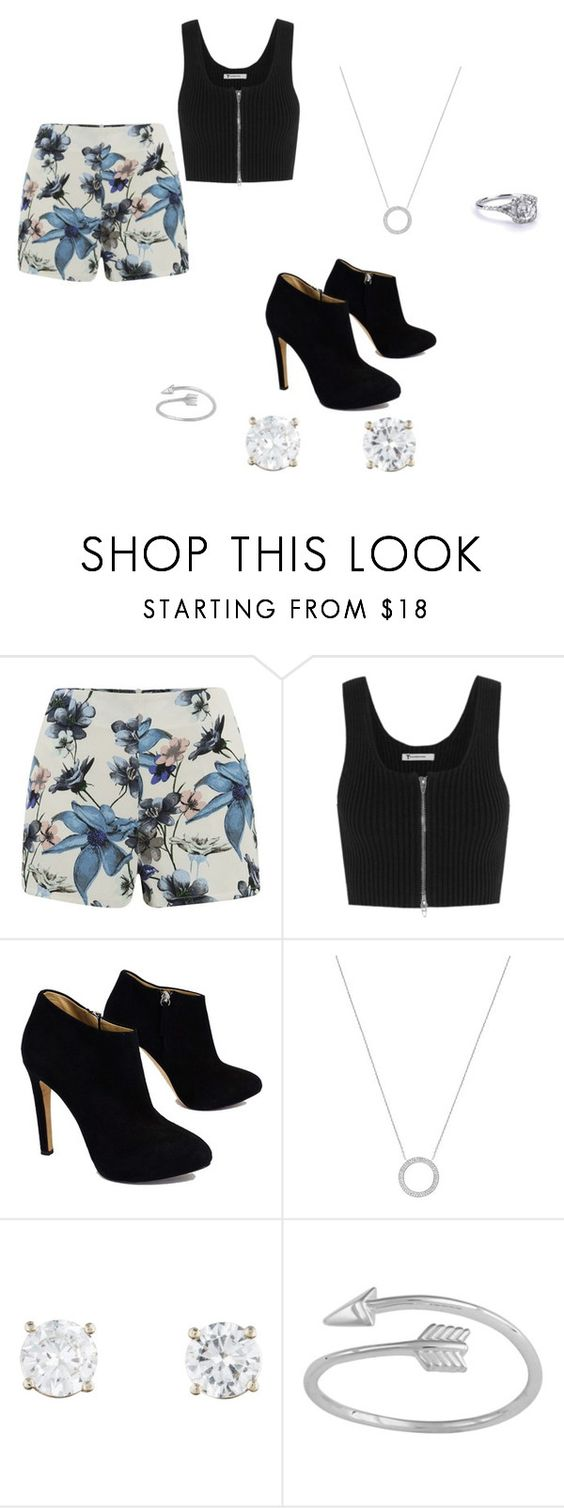 """Cutey Pie"" by takalyn-fowler on Polyvore featuring ONLY, T By Alexander Wang, Giuseppe Zanotti and Michael Kors"