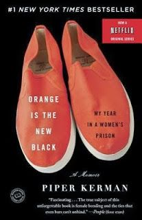 Reading For Sanity : A Book Review Blog: Orange is the New Black - Piper Kerman