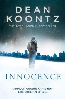 Innocence Dean Koontz awesomeness....