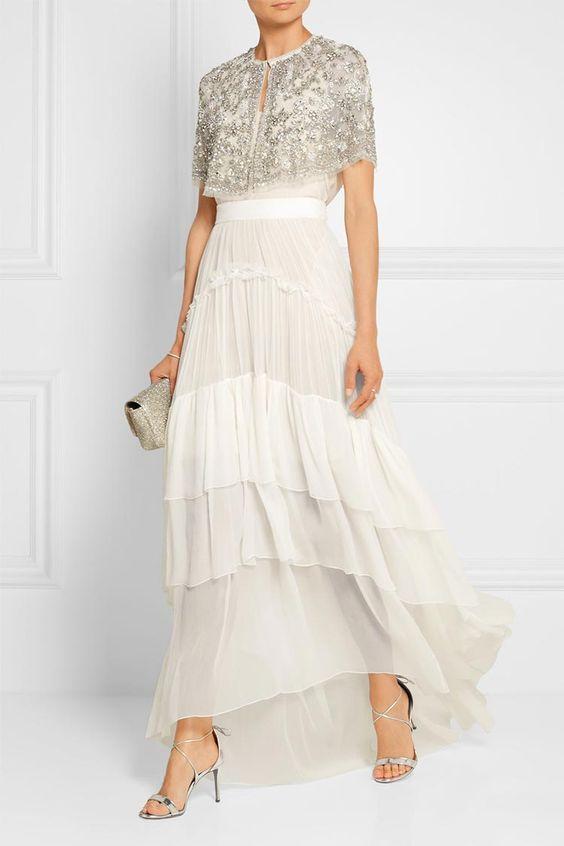 {Vestidos de novias ideales para novias poco convencionales por menos de 900€ en…