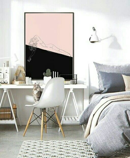 Pin On Paintings Drawings Prints In The Interior Design