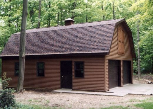 Pole barn plans by polebarnplans pole barns pinterest for Build your own pole barn home