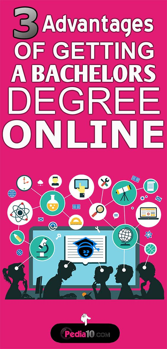 Bachelor S Degree Online Accredited Online Universities Pedia