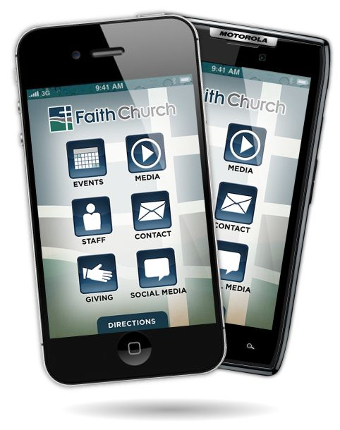 great app for membership or church group communication and messaging.