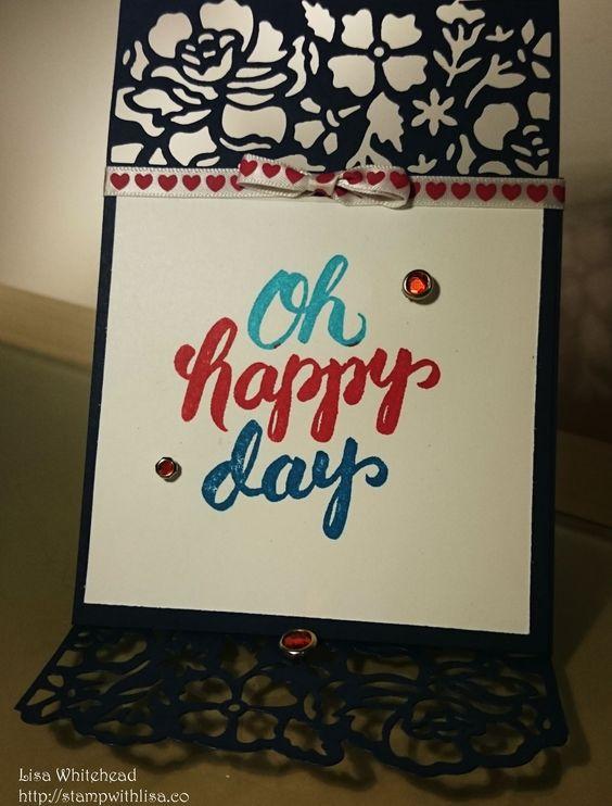 Oh Happy Day Fab Fri 90 and Crazy Crafters Highlights