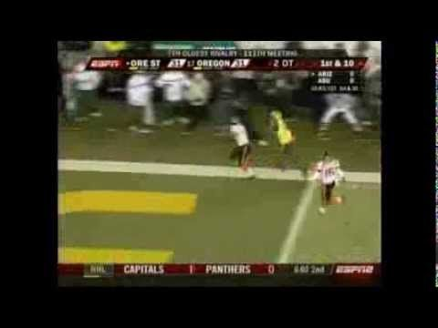 The greatest plays in Oregon State football history
