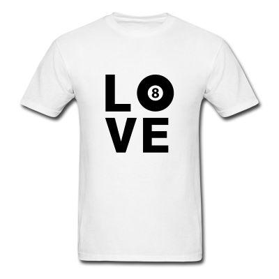 love pool t shirt djb designs