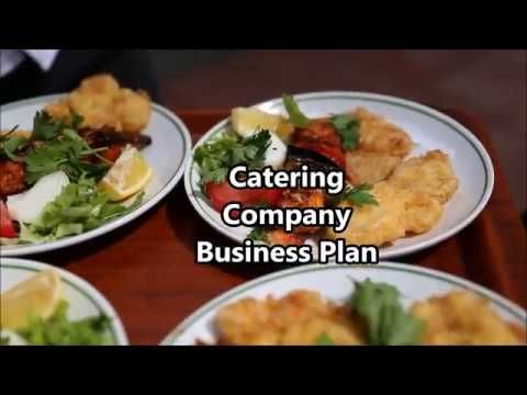 Best Catering Business Plan Images On