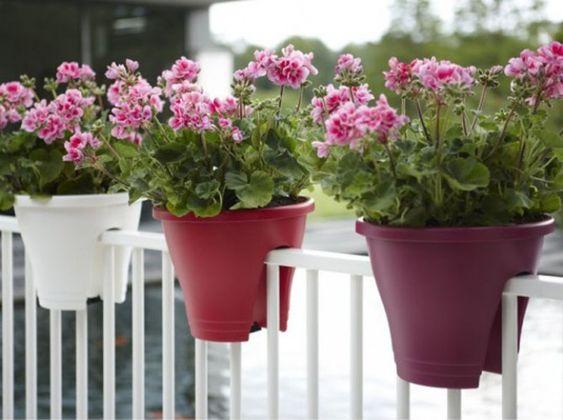 Jardiniere Terrasse