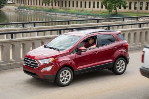 Ford Eign Exchange Student 2018 Ford Ecosport Challenges Competitors Ford Ecosport
