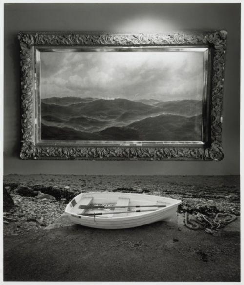 Jerry Uelsmann, Life/Metaphor, 2002