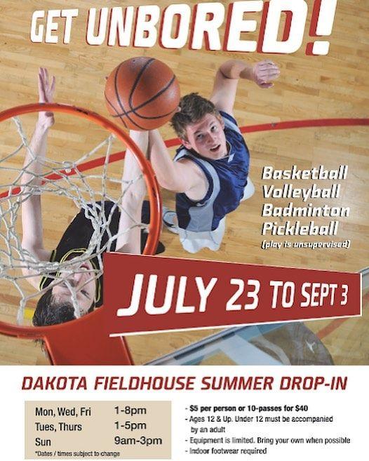 Dakota Community Centre Fieldhouse Summer 2018 Open Gym Https Ift Tt 1ajgcld The New Dakota Community Centre Fieldhouse In Open Gym Basketball Gyms Near Me