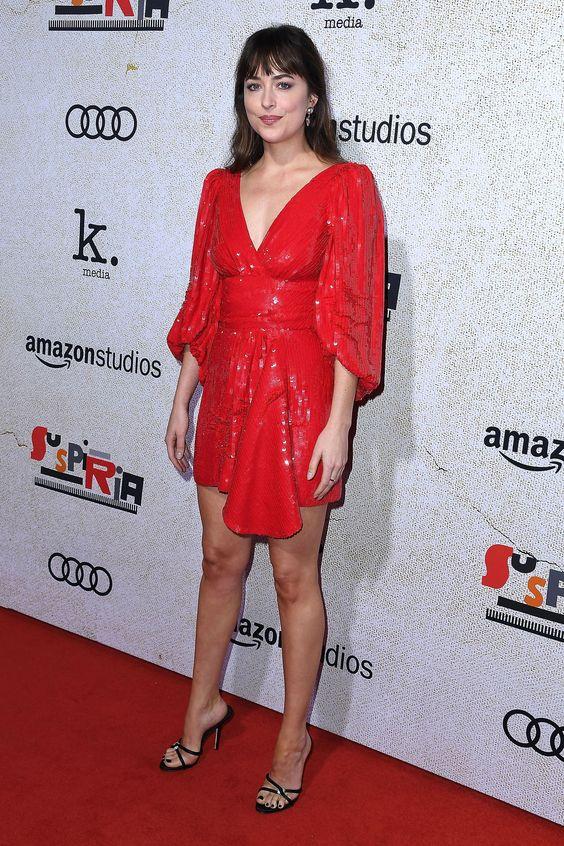 Hot or Not - Dakota Johnson alla prima del film Suspiria