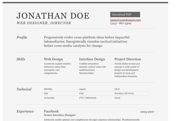 graphic design resume sample - Yahoo Image Search Results GRAFIC - gallery assistant sample resume