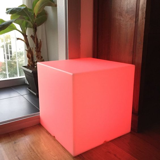 Baladeuse Multicolore LED SANS FIL Recharcharble Par Induction +  Télécommande | Lumisky | Pinterest | Sans Fil, LED Et Fil