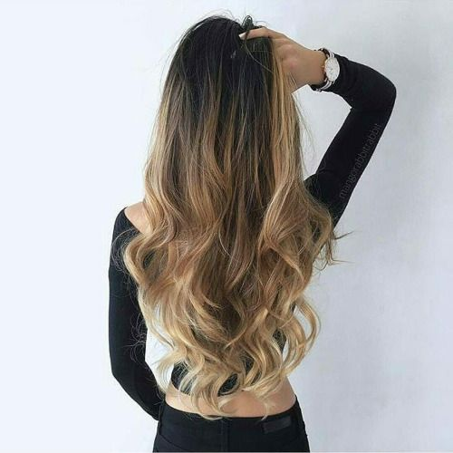 #herhair #hair #curl #love #makeup #mac #chanel #dior #watch...