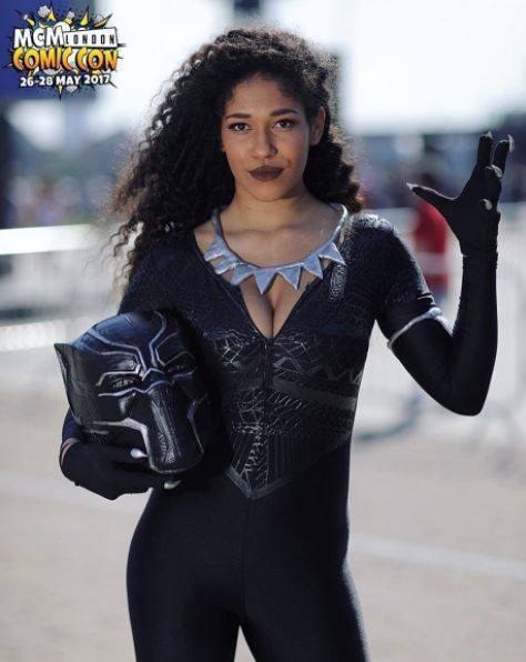 Black Panther Cosplays