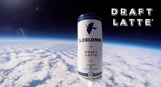 La Colombe Shot A Draft Latte Into Space. Or Did They? http://wire.sprudge.com/la-colombe-shot-a-draft-latte-into-space-or-did-they/