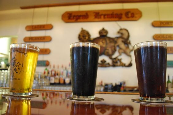 Legend Brewery: Virginia's Oldest Micro Brewery