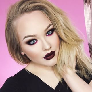 Nikkietutorials Makeup >> NikkieTutorials | makeup | Pinterest | Brows, Love and Red