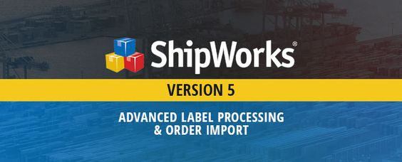 ShipWorks simplies your shipping process. Recently it launched version 5 with advanced label processing & order import. Find out whats there in this version!