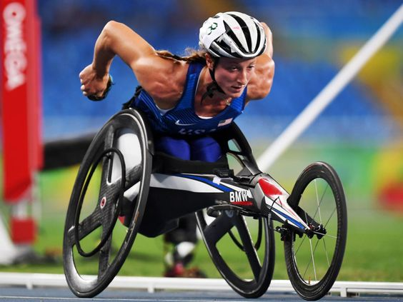 BMW Designed a Badass Wheelchair for the US Paralympic Team - http://blog.clairepeetz.com/bmw-designed-a-badass-wheelchair-for-the-us-paralympic-team/