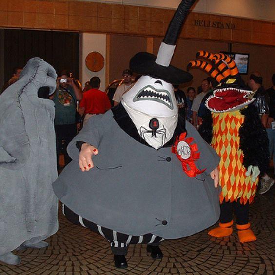 halloween town mayor surprise