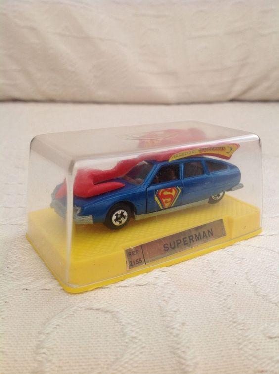 Cx citroën Superman Mira 1975