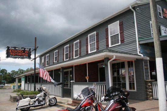 New Hudson Inn Oldest Bar In Michigan Established In 1831 New