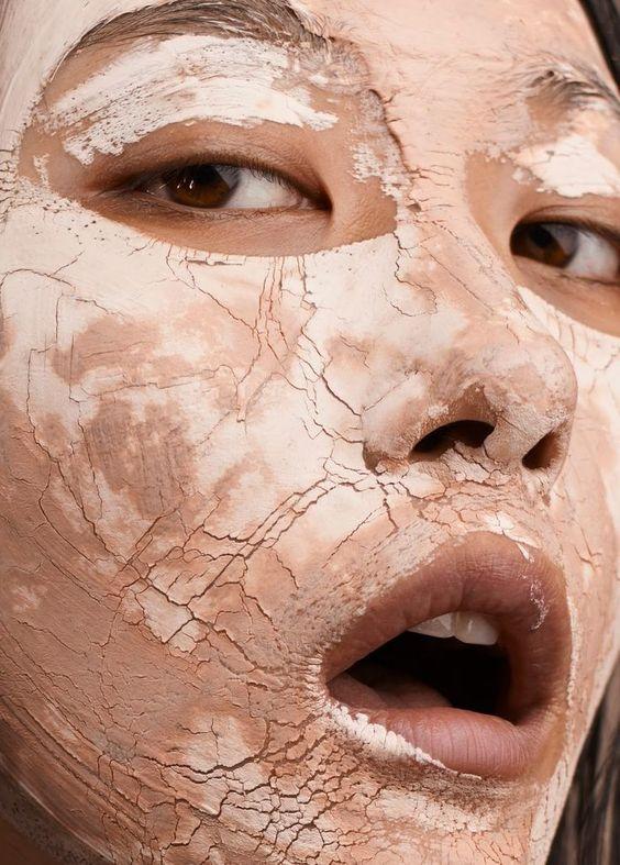 EDITORIAL: Ji Hye Park in Vogue China November 2016 by Jem Mitchell - Mask Game - Photography: Jem Mitchell,   Model: Ji Hye Park,   Styling: Joanna Schlenzka,   Hair: Sam Hillerby,   Make-Up: Maxine Leonard.