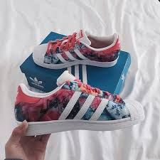 Adidas Superstar Mujer Blancas Argentina