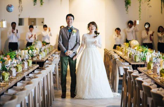 カジュアルな結婚式の新郎衣装,タキシードではない新しい婚礼衣装スタイル