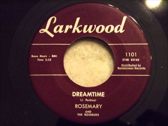 Rosemary and The Rosebuds - Dreamtime - Rare Doo Wop Ballad