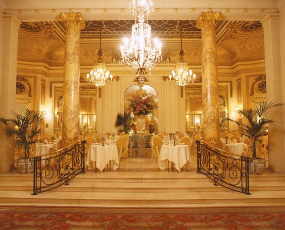 High Tea at The Ritz - London