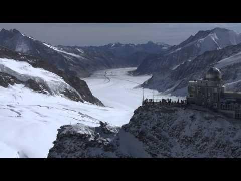 Jungfraujoch - Top of Europe - YouTube