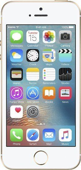 Apple Certified Refurbished iPhone SE 16GB Memory Gold (Sprint): Get this Apple Geek Squad Certified Refurbished iPhone… #coupons #discounts