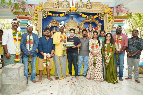 Ka Pae Ranasingam Movie Pooja