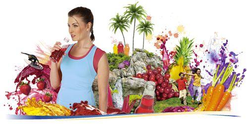 Sensient Food Colors gorgeous range