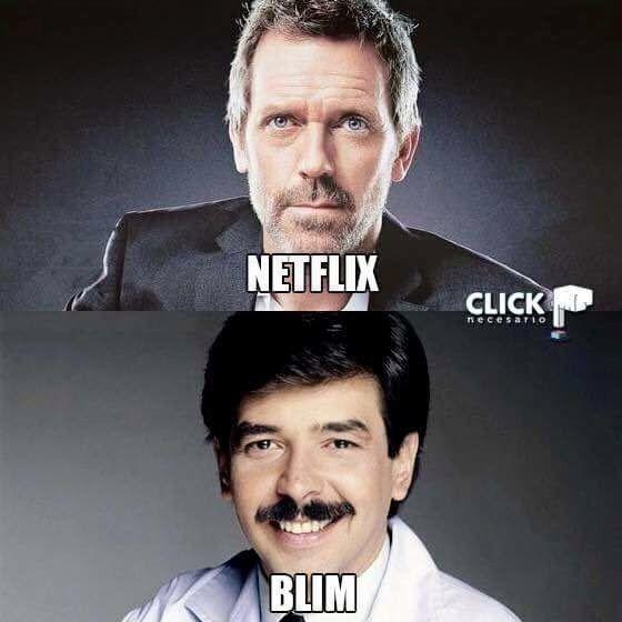 Series médicas. | 17 Memes de Blim vs Netflix que prueban que Internet es un lugar...