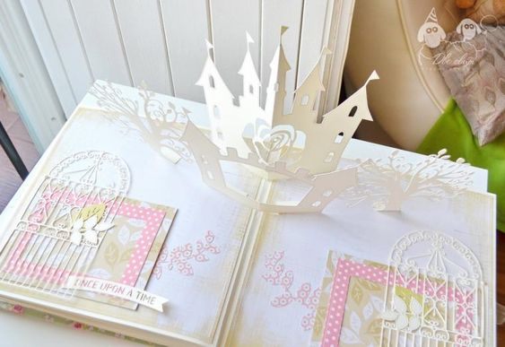 Альбом для принцессы - Ярмарка Мастеров - ручная работа, handmade: