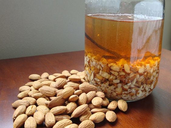 Almond Liqueur - recipe to make your own!